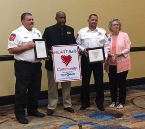 heart safe award