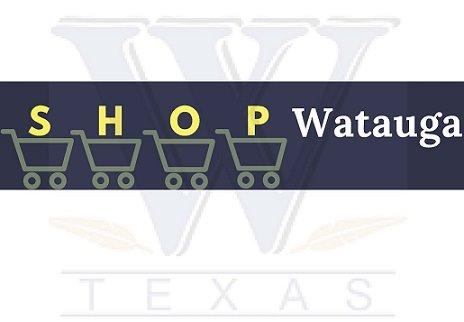 Shop Watauga Logo/ Facebook link