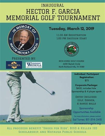 Hector F. Garcia Memorial Golf Tournament