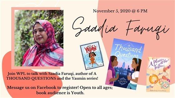 Saadia Farugi