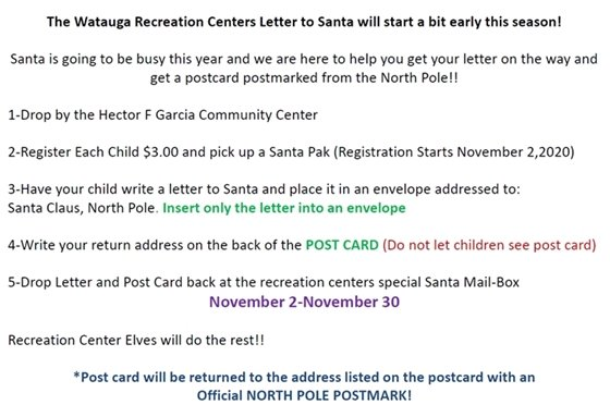 Letters to Santa 2