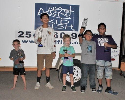 KidFish Winners