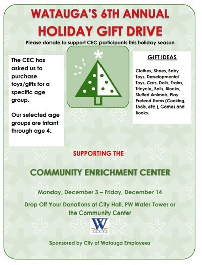 Holiday Gift Drive