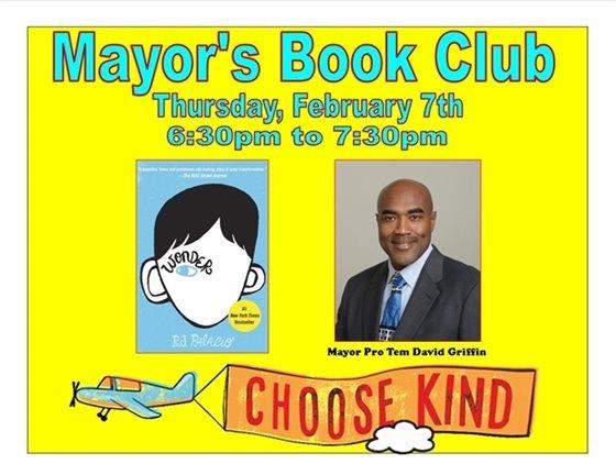 Mayor's Book Club