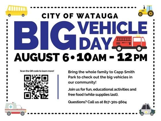 Big Vehicle Day