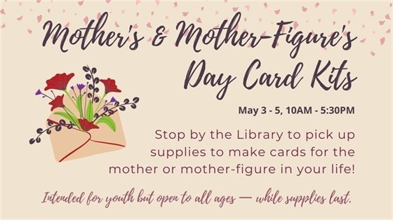Mother's & Mother-Figure's Day Card Kits