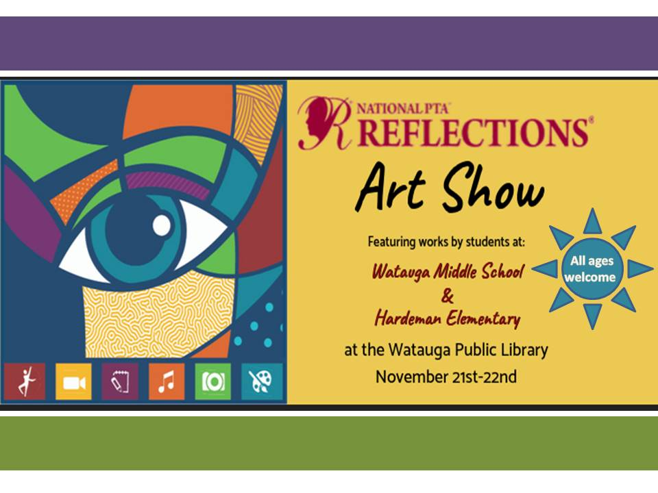 Reflections Art Show 2019