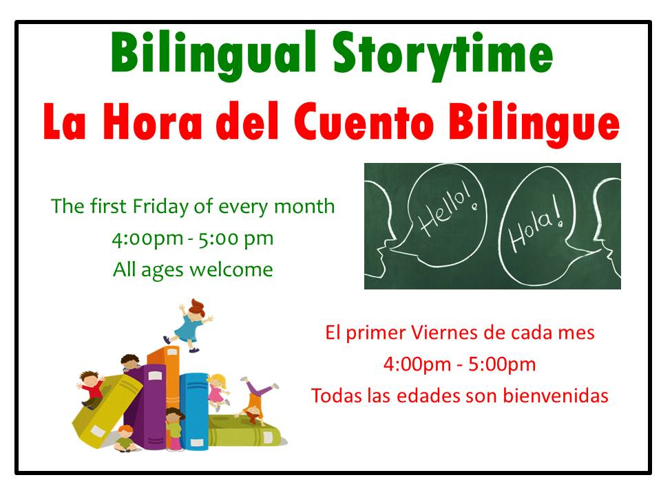 Bilingual Storytime 2019