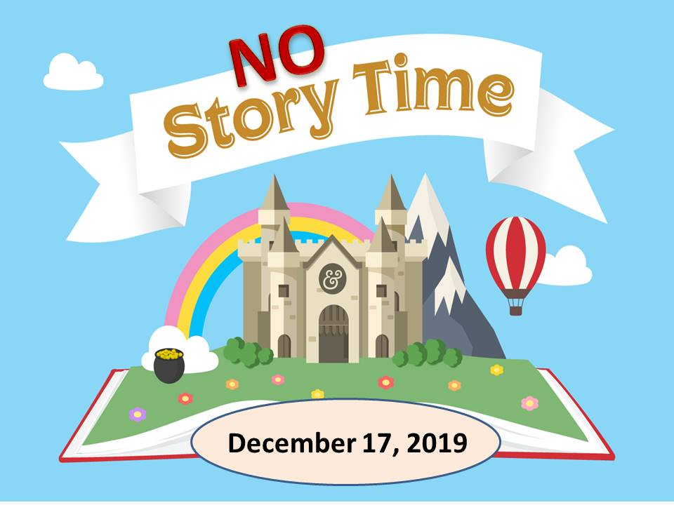 no storytime flyer 12.17.19