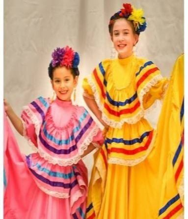 Come dance Folklorica