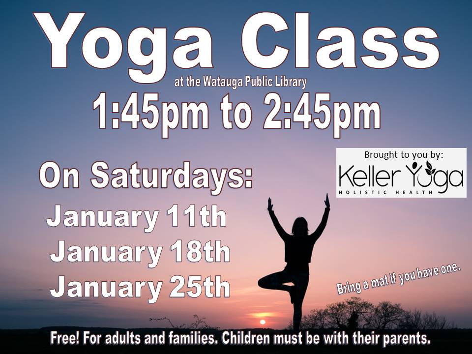 Yoga Jan 2020 keller yoga