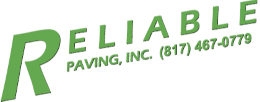 Reliable Paving Logo
