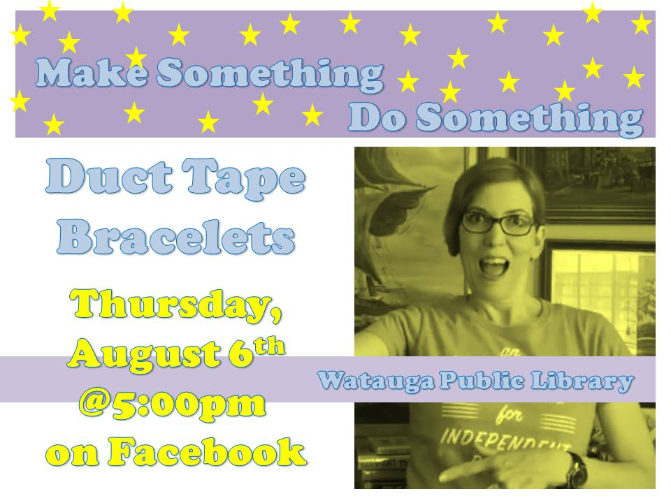 Make Something 7 Duct Tape