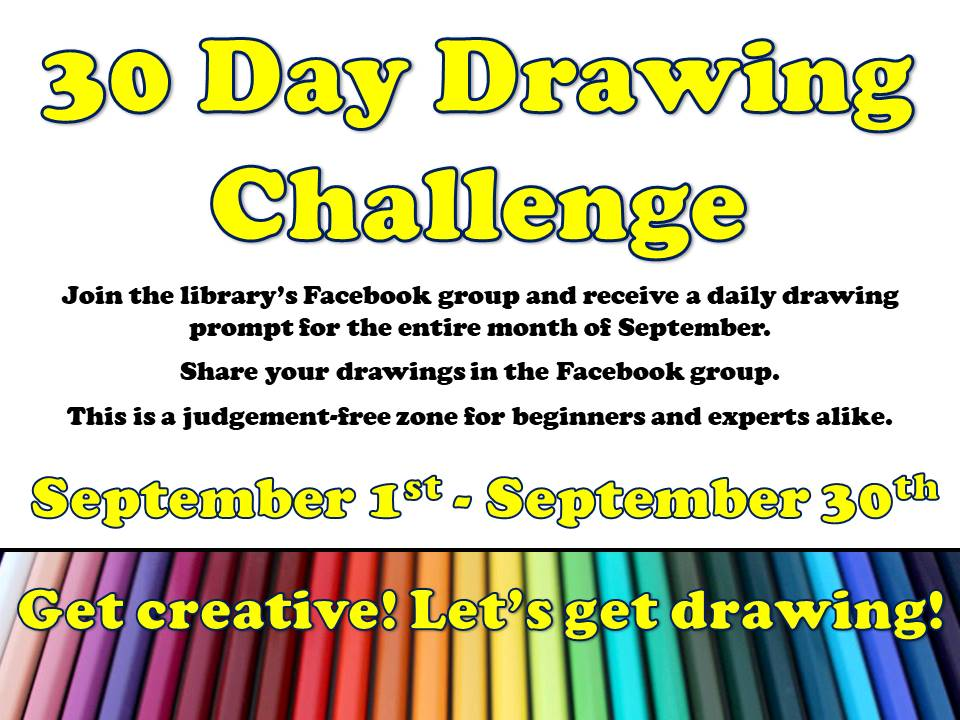 Drawing Challenge Sept 2020