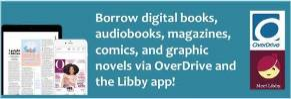 OverDrive - eBook eAudiobooks eMagazines and eComics/Graphic Novels