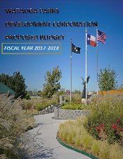 PDC BUDGET COVER