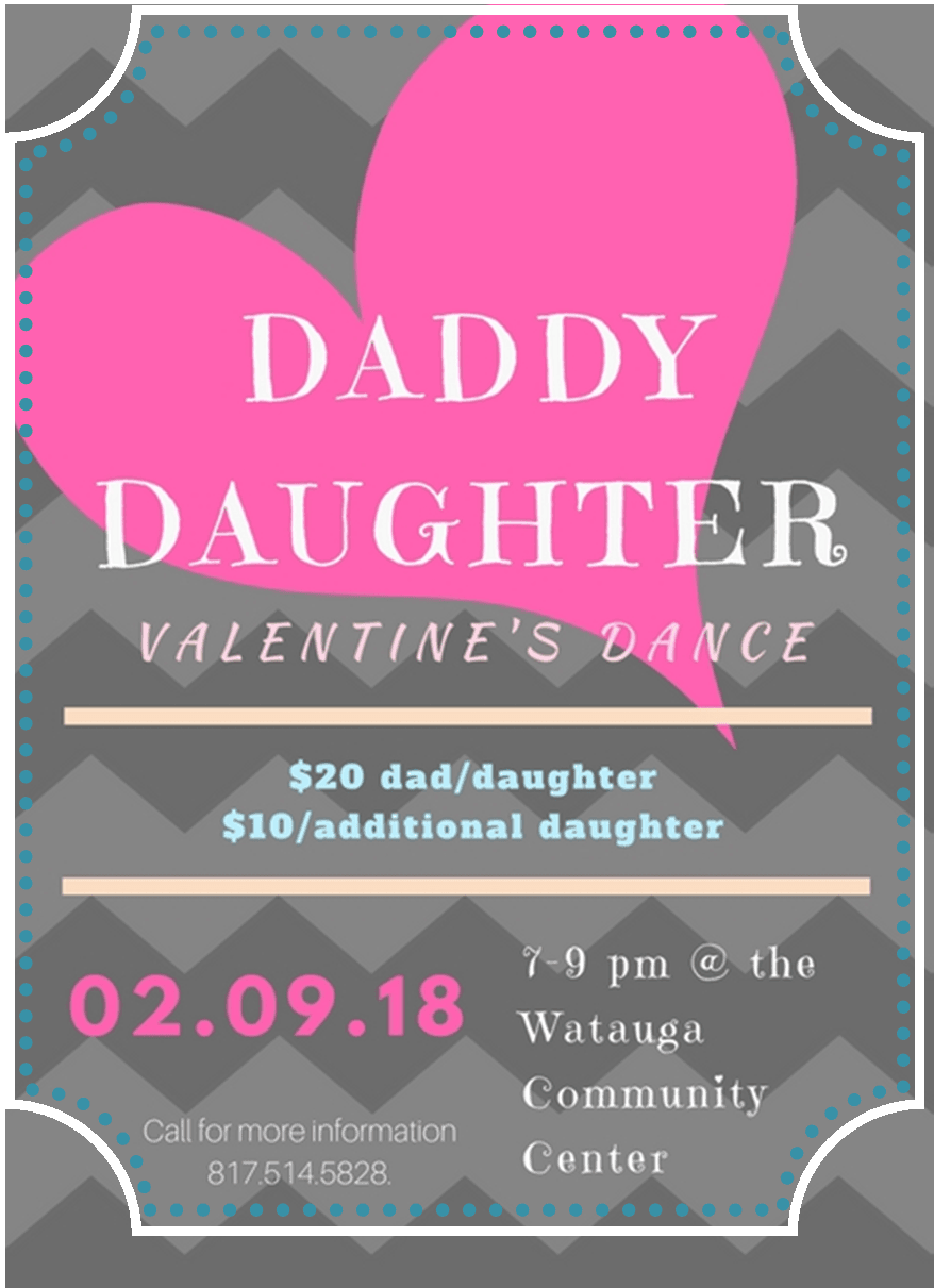 daddy daughter 2018