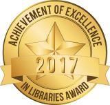 Award - Texas Achievement in Library Excellence 2017