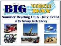 Library Big Vehicle Day - July compressed