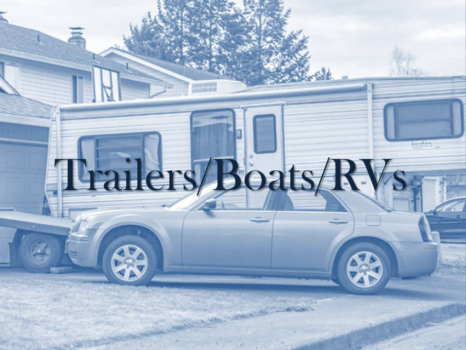 Trailers Boats RVs