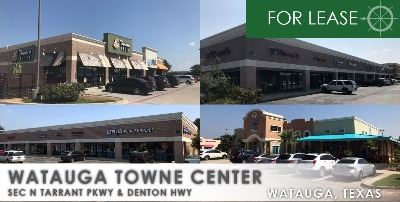 Watauga Towne Center 2018
