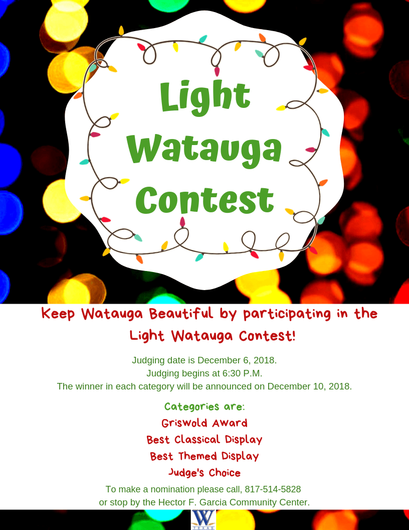 Light Watauga Contest