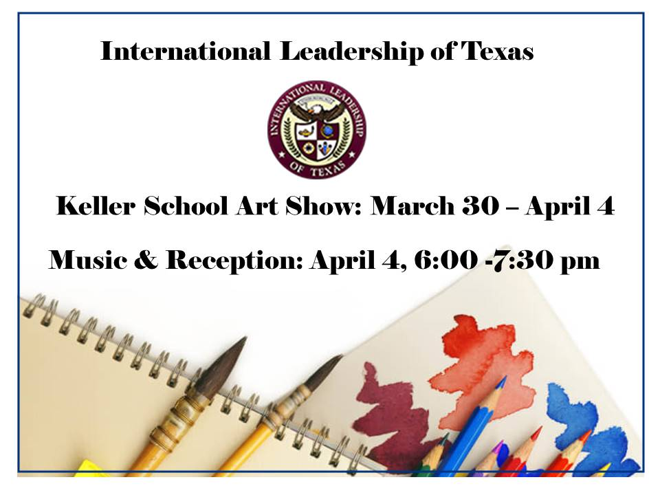 ILT Art Show Flyer 2019