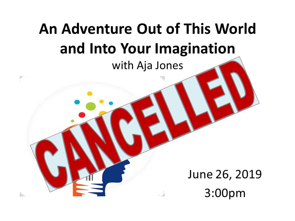 An Adventure Out of This World - cancelled