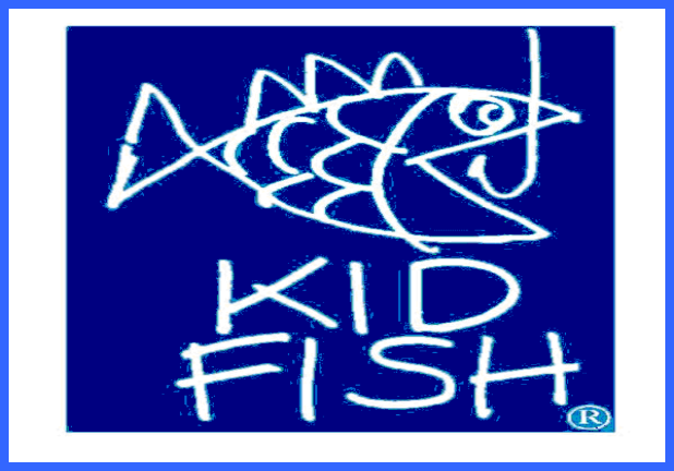 kid fish logo