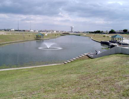 Capp Smith Lake